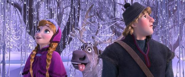 《冰雪奇缘》彻底更新了迪士尼的公主动画电影这一类型